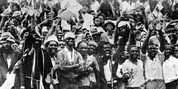 Rastafarian Brethren – Black Power in Jamaica