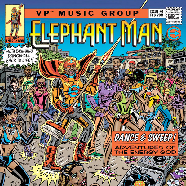 Tony McDermott: Elephant Man – Dance & Sweep