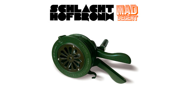 Schlachthofbronx Nasty Bass EP (Mad Decent)