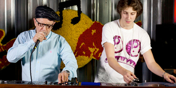 Red Bul Music Academy Radio: David Rodigan vs. Toddla T