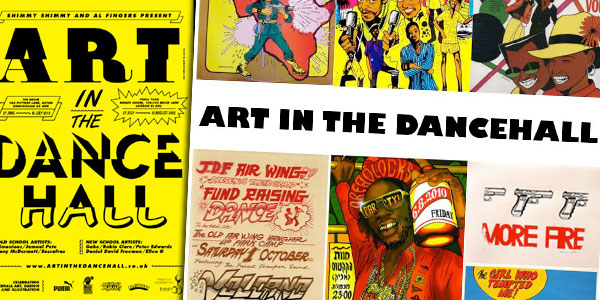 Art in the Dancehall Birmingham