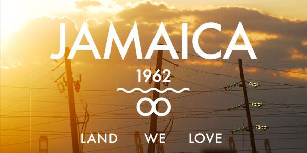 JAMAICA  - 62 'til infinity