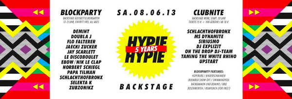 5 Years Hypie Hypie