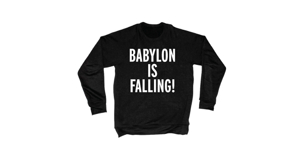 Babylon is Falling